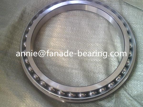 BA180-4BWSA Excavator Bearing / Angular Contact Bearing 180*250*33mm