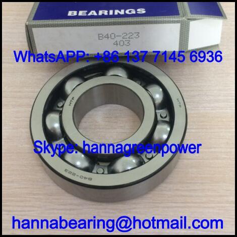 HTF B40-223 / HTFB40-223 Automotive Deep Groove Ball Bearing 40x90x22mm