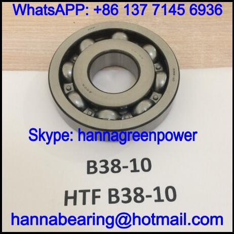 B38-10 Automobile Bearing / Deep Groove Ball Bearing 38x102x22mm
