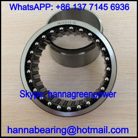 NKIA5913 Combined Needle Roller Bearing 65x90x34mm
