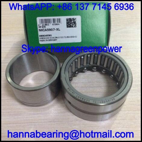 NKIA5907-XL / NKIA5907XL Combined Needle Roller Bearing 35x55x27mm