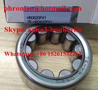 7E-HR 0620 Needle Roller Bearing 29x51x21mm