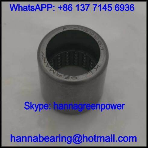 0009810011 Automobile Bearing / Linear Ball Bearing 15x21x22mm
