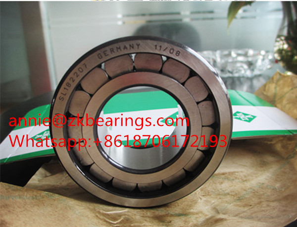SL18 5004 Full Complement Cylindrical Roller Bearing 20x42x30mm