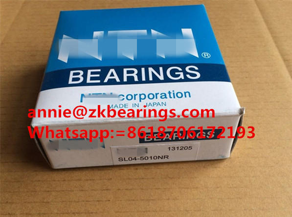SL04 5005 PP Full Complement Cylindrical Roller Bearing 25x47x30mm