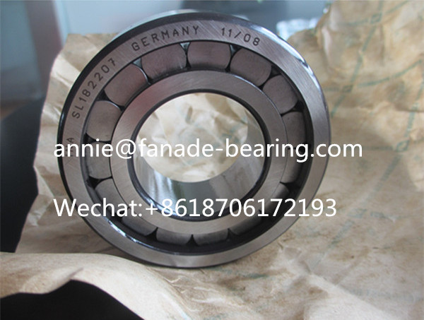 SL18 3004 Full Complement Cylindrical Roller Bearing 20x42x16mm