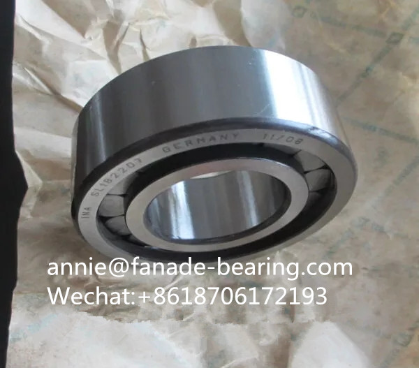 SL18 2205 Full Complement Cylindrical Roller Bearing 25x52x18mm