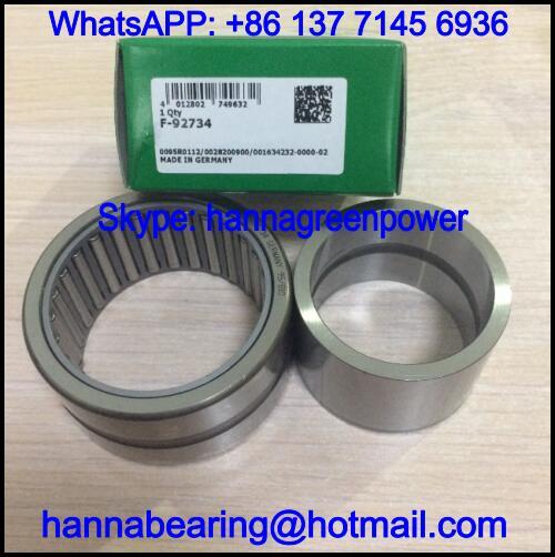 F-92734 Needle Roller Bearing / Printing Machine Bearing 41.275x63.5x31.75mm