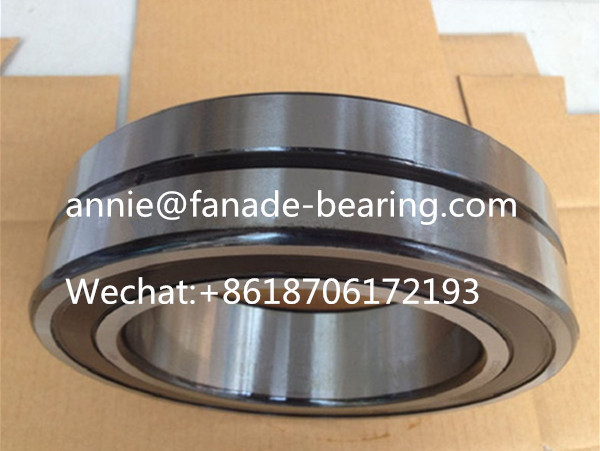 Double Row sealed roller bearings Spherical roller bearing BS2-2210-2CS/VT143 50x90x28mm