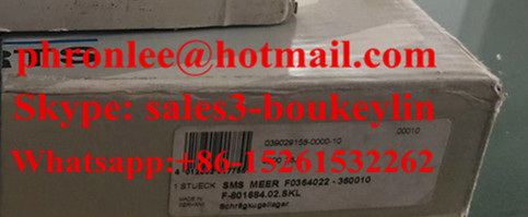 F-801684.02.SKL Angular Contact Ball Bearing