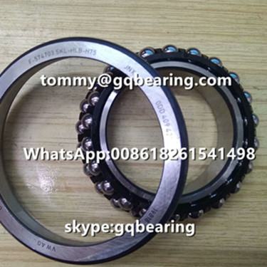 F-574703.SKL-HLB-H75 Double Row Self-aligning Ball Bearing Gear Box Bearing