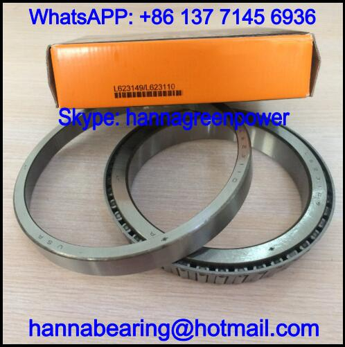 L623149-20082 Single Row Tapered Roller Bearing