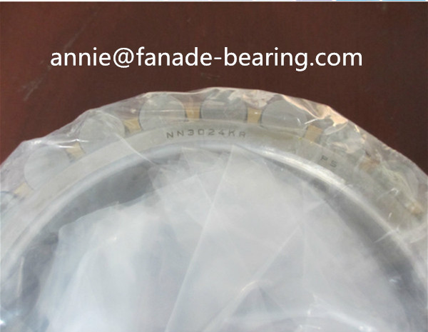 Cylindrical CNC Spindle Bearing Nn3020mbkr Nn3020mbkrcc1p5 Nn Models Roller Bearing 100X150X37mm