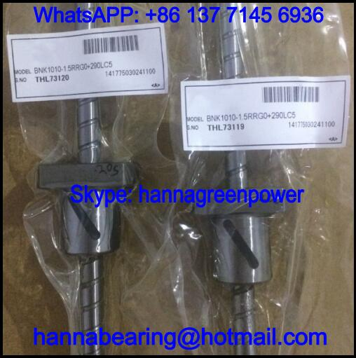 BNK2020-3.6G0+620LC5Y Precision Ball Screw with Finished Shaft Ends