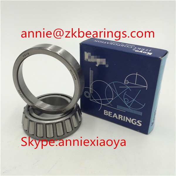 598/592 Inch Taper Roller Bearing 92.075x152.4x82.55mm 598/592A