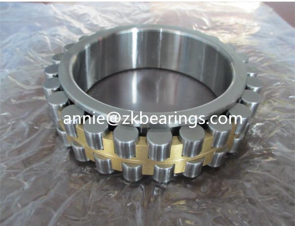 Double Row Cylindrical Roller Bearing Nn3005 Nn3005K/W33 Nn Series Machine Tool Bearing 25X47X16mm