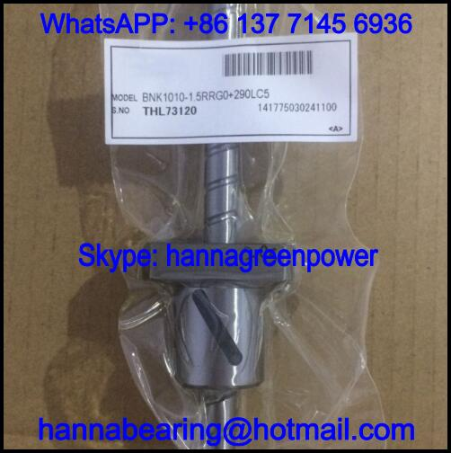 BNK1004-2.5RRG0+280LC5Y Finished Shaft Ends Precision Ball Screw
