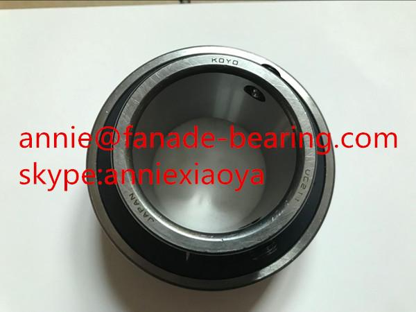 UC211 Insert Ball Bearing 55x100x55.6mm pillow block bearing uc211