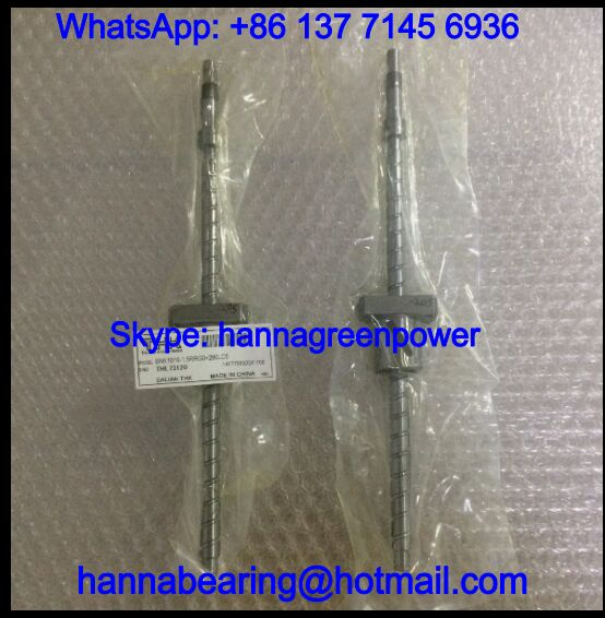 BNK1002-3RRG2+293LC7Y Finished Shaft Ends Precision Ball Screw