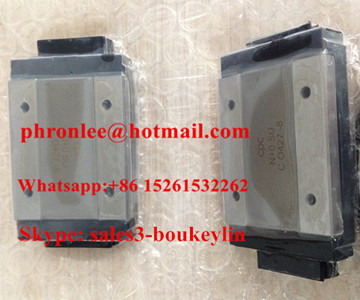 MR5WLZUE Linear Carriages/Linear Blocks 10x17x5mm