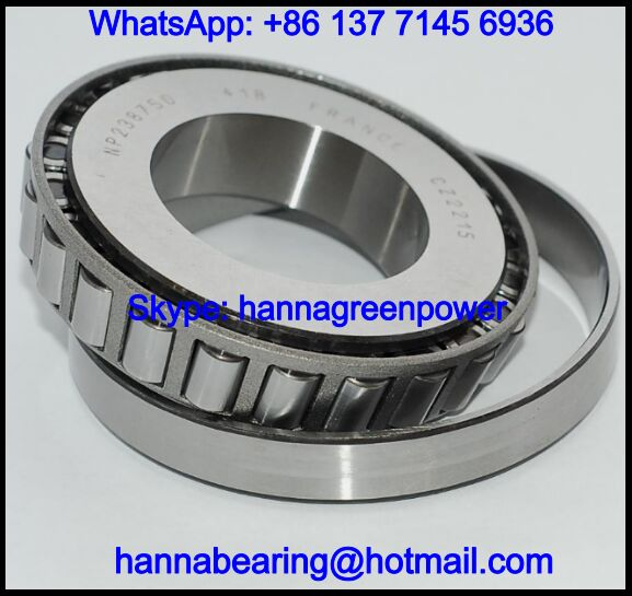 NP635208 / 635208 Single Row Tapered Roller Bearing 80*160*41mm