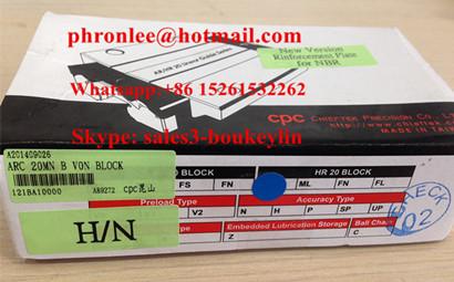 MR7WNSS Linear Carriages/Linear Blocks 14x25x7mm