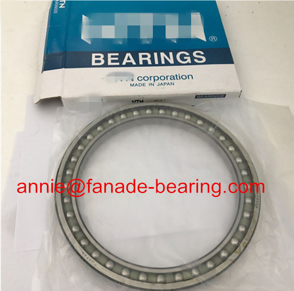 SF4454 Excavator Bearing SF4454PX1 Angular Contact Ball Bearing 220x295x33.3mm