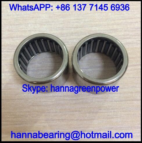HK25x34x20 Single Row Needle Roller Bearing 25*34*20mm