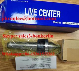LC-4WAHS-00 CNC Spindle Live Center