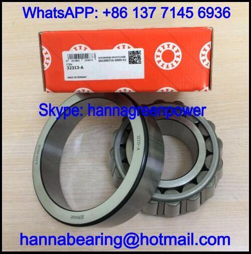 32313-A / 32313A Single Row Tapered Roller Bearing 65x140x51mm