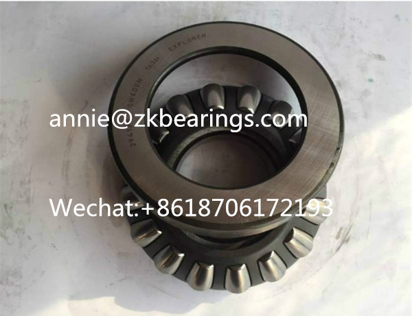 29413 Motorcycle Engine Thrust Spherical Roller Bearing 65x140x45mm