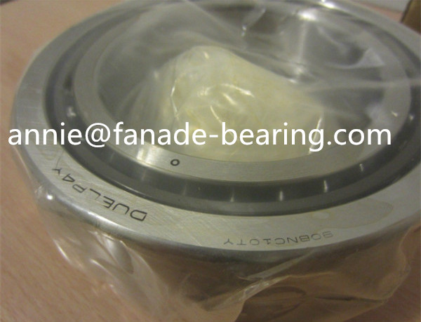 70BNR10ETYNDBBLP4 Super Precision Spindle Bearings 70x110x20 Mm