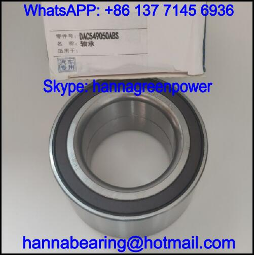 DAC549050ABS GL450 Wheel Hub Bearing 54*90*50mm
