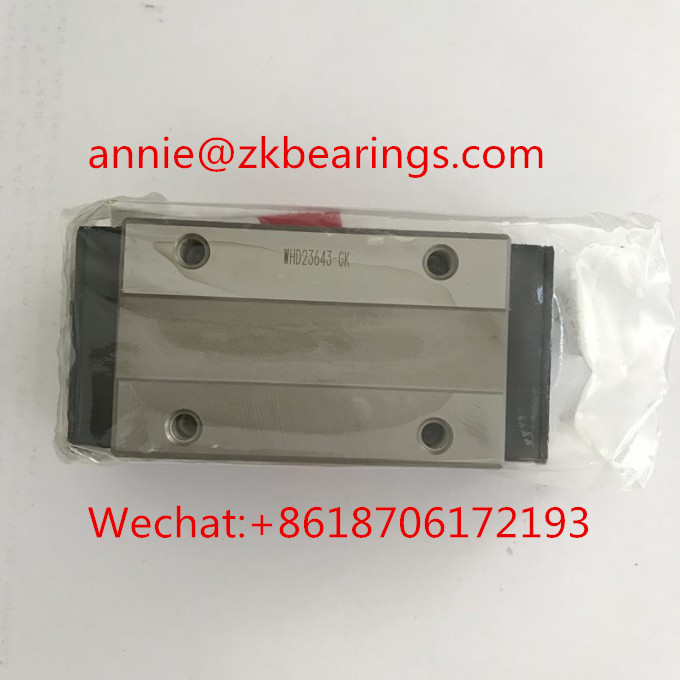 Shs20V1ss (GK) CNC Linear Motion Guideway Block 20X44X30mm