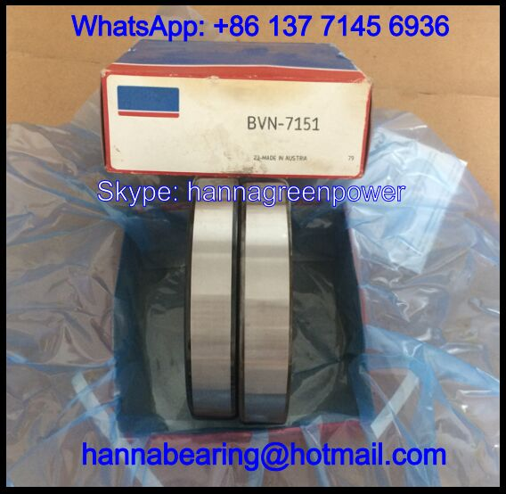 BVN-7151 Cylindrical Roller Bearing / Air Compressor Bearing 80x140x50mm