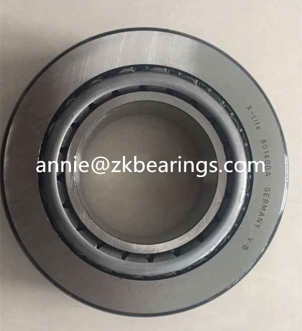801400 A Automobile Radial taper roller Truck Bearing 80x165x57mm