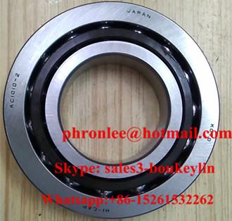 HI-CAP AC1010-2 Angular Contact Ball Bearing 50x100x20mm