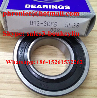 1409810125 Deep Groove Ball Bearing 32x62x16mm