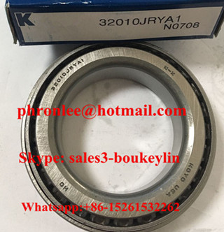 32010 J/1DYR3 Tapered Roller Bearing 50x100x20mm