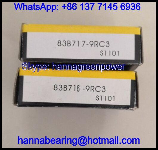 83B717 Motorcycle Bearing / Deep Groove Ball Bearing 25x57x15mm