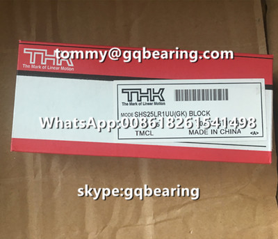 SHS25LR Linear Block Bearing