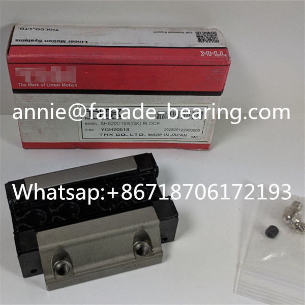 SHS35LC1UU Precision Linear Way Guide Block 34x100x48mm