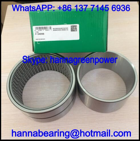 F34098 Double Row Needle Roller Bearing 100*130*65mm