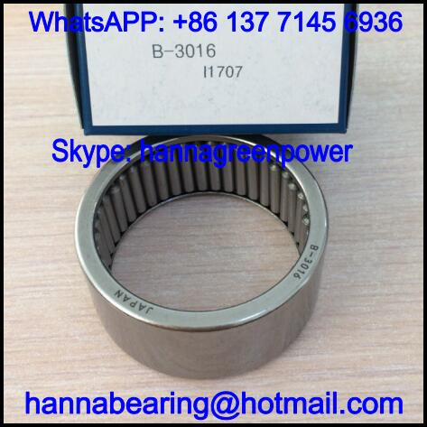 B-2812 / B-2812 Full Complement Needle Roller Bearing 44.45x53.975x19.05mm