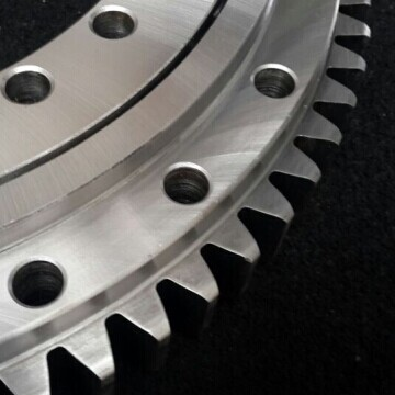 MRO-674GH slewing bearing with external gear