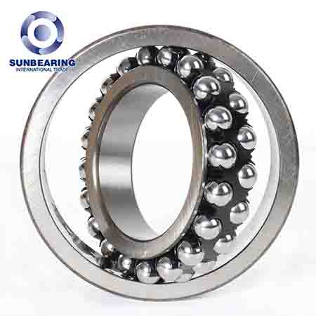 1214 Double Row Self Aligning Ball Bearing 70*125*24mm