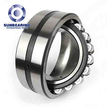 Strong Stability Aligning Spherical Roller SUN Bearing 24018 From Gold Supplier