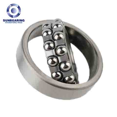 65*120*23 Double Row Self-Aligning Radial Ball Bearing 1213K