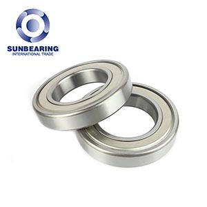 Large Deep Groove Ball Bearing 6217 Bearing Size 85*150*28