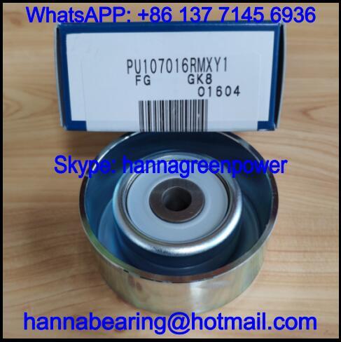 PU107016RMXY1 Automotive Belt Tensioner / Tensioner Pulley 10x70x30mm